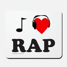 RAP MUSIC Mousepad