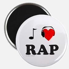RAP MUSIC Magnet