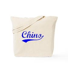 Vintage Chino (Blue) Tote Bag