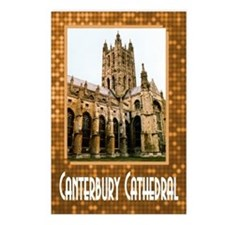 ...Canterbury Cathedral... Postcards (Package of 8