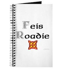 Feis Roadie - Journal