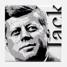 Unique John f. kennedy Tile Coaster