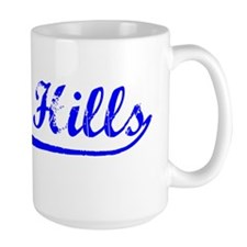 Vintage Chino Hills (Blue) Mug