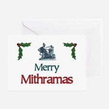 Merry Mithramas - Greeting Card