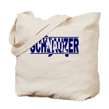 Hidden Schnauzer Tote Bag