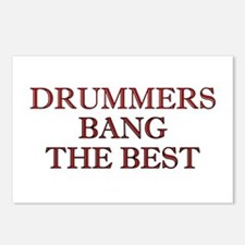 Drummers Postcards (Package of 8)