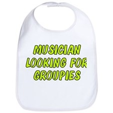 Looking for Groupies Bib