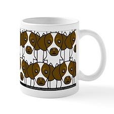 Brittany Spaniels Mug