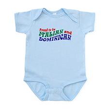 Dominican italian Infant Bodysuit
