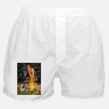 Midsummers Eve English Bulldo Boxer Shorts