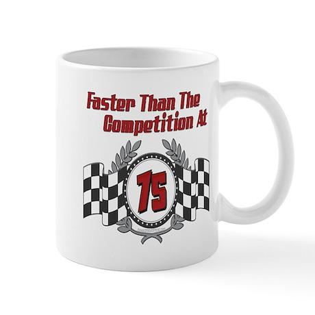Racing At 75 Mug