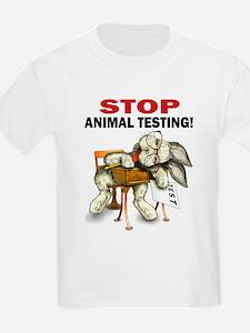 Stop Animal Testing! T-Shirt