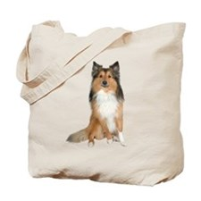 Collie Picture - Tote Bag