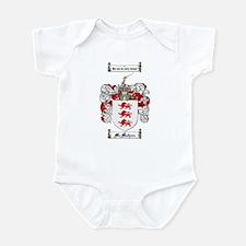 McMahon Family Crest Infant Bodysuit