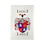 McLeod Family Crest Rectangle Magnet (10 pack)