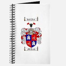McLeod Family Crest Journal