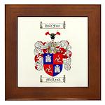 McLeod Family Crest Framed Tile