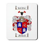 McLeod Family Crest Mousepad