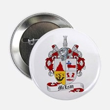 "McLean Family Crest 2.25"" Button (100 pack)"