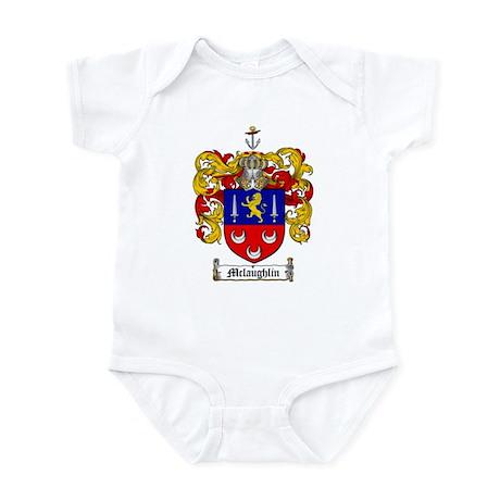McLaughlin Family Crest Infant Bodysuit