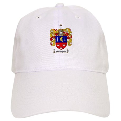 McLaughlin Family Crest Cap