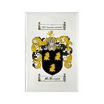 McKnight Family Crest Rectangle Magnet (10 pack)
