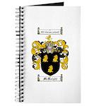 McKnight Family Crest Journal