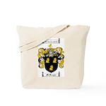 McKnight Family Crest Tote Bag