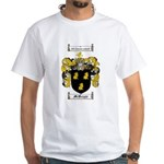 McKnight Family Crest White T-Shirt