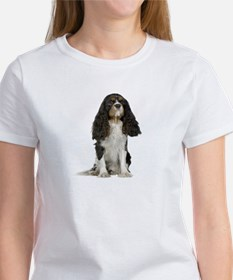 Cavalier King Charles Picture - Women's T-Shirt
