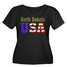 North Dakota USA T