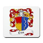 Otto Family Crest Mousepad