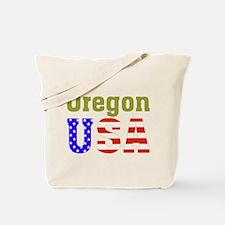 Oregon USA Tote Bag