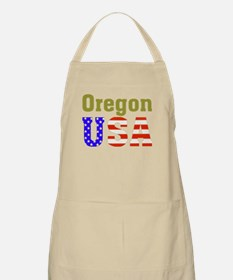 Oregon USA BBQ Apron