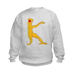 Monster Letter K Sweatshirt