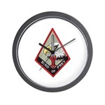 Bird of Prey Wall Clock