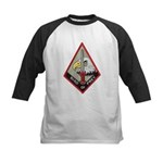 Bird of Prey Kids Baseball Jersey