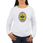 Russian DEA Women's Long Sleeve T-Shirt