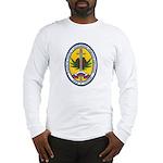 Russian DEA Long Sleeve T-Shirt