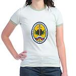 Russian DEA Jr. Ringer T-Shirt
