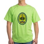 Russian DEA Green T-Shirt
