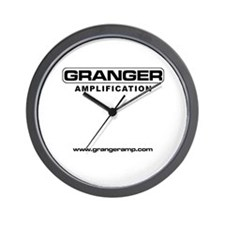 Granger Amp Wall Clock