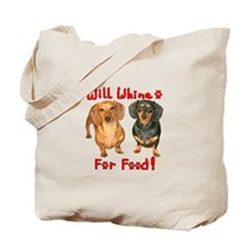 Will Whine Tote Bag