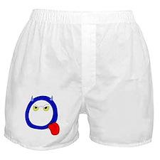 Monster Letter Q Boxer Shorts