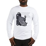 Anderson Camera Quote Long Sleeve T-Shirt