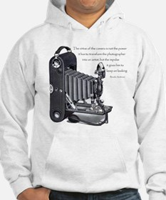 Anderson Camera Quote Hoodie