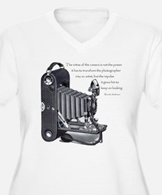Anderson Camera Quote T-Shirt
