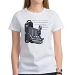 Anderson Camera Quote Women's T-Shirt