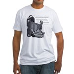 Anderson Camera Quote Fitted T-Shirt