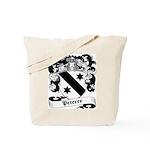 Peterer Family Crest Tote Bag